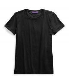 コットン クルーネック Tシャツ